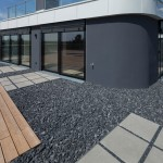 Terrassengestaltung Wien: Betonplatten