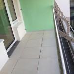 Terrassengestaltung Wien: Feinsteinzeug